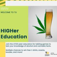 Wellness Wednesday: Higher Education