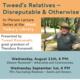 Tweed's Relatives – Disreputable & Otherwise