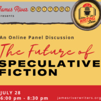 JULY 2021 ONLINE WRITING SHOW – The Future of Speculative Fiction