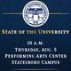 State of the University - Statesboro