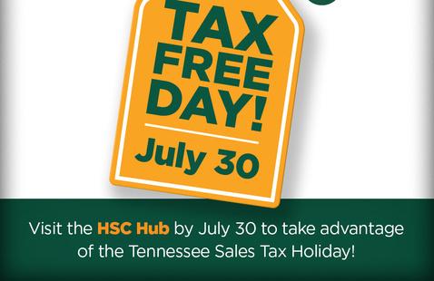 Tax Free Graphic