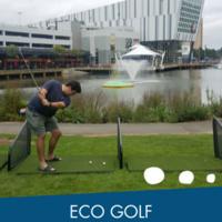 Eco Golf with Splash City Golf