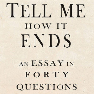 Living Writers virtual book discussion: Valeria Luiselli's Tell Me How It Ends: An Essay in Forty Questions