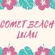 Comet Beach Luau- Weeks of Welcome 2021