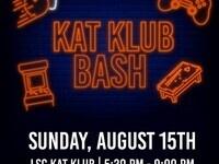 Kat Klub Bash