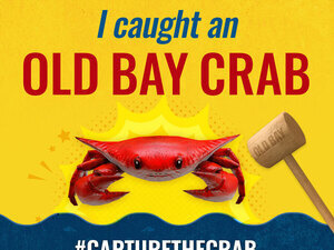 The Great OLD BAY Crab Hunt