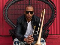 Trombone Shorty aka Troy Andrews