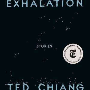 Living Writers virtual book discussion: Ted Chiang's Exhalation