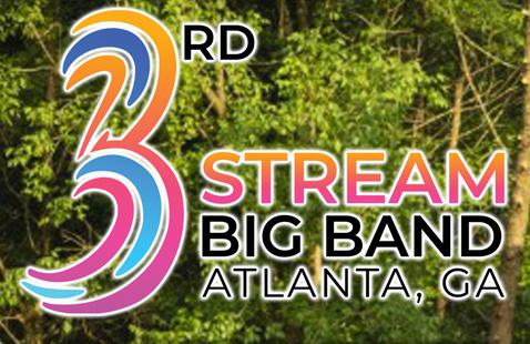 3rd Stream Big Band logo