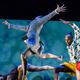 Ririe-Woodbury Dance Company dancers.