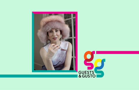 Find your authentic self with designer and TikTok star Carla Rockmore on 'Guests and Gusto'