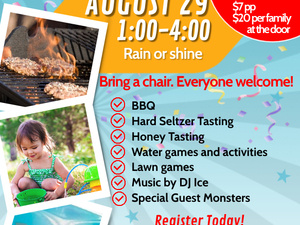 Welcome Back to Beth Shalom BBQ Bash!