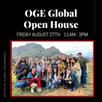 Global Education Open House
