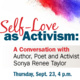 Self-Love as Activism: A Conversation with Author, Poet and Activist Sonya Renee Taylor