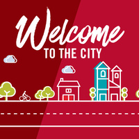 Welcome to the City Graphic
