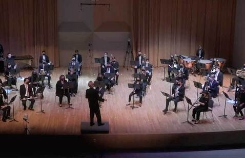 Enigma—Frost Wind Ensemble
