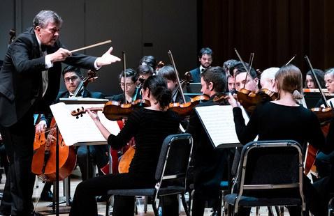 Brahms' Symphony No. 3—Frost Symphony Orchestra