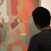 artwork by Susan Palmisano: Visiting Artist
