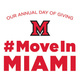 Our Annual Day of Giving #Move In Miami