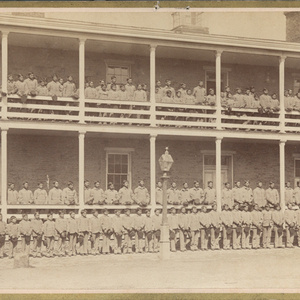 Carlisle Indian Industrial School Boys Barricks