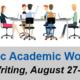Pediatric Academic Workshop:  Grant Writing