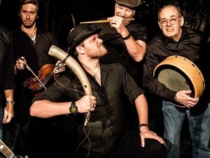 Gaelic Mishap will play a live outdoor concert at the Liriodendron Mansion on Sunday, September 12 at 5 pm