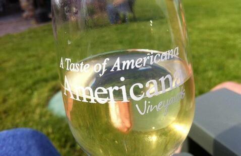 Sunday Afternoon Music at Americana Vineyards