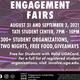 Fall 2021 Engagement Fair