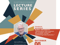 Brains & Behavior Distinguished Lecture: Charles Bourque, Ph.D. McGill University