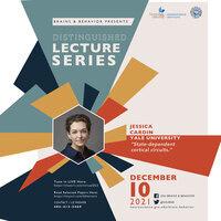 Brains & Behavior Distinguished Lecture: Jessica Cardin, Ph.D. Yale University