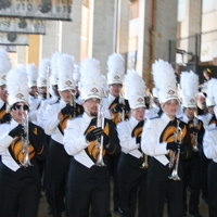 The Pride of Mississippi Marching Band