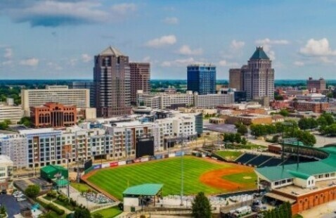 Welcome to the City: Greensboro