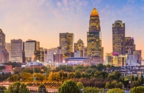 Welcome to the City: Charlotte