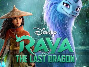 UPCinemas: Raya and the Last Dragon