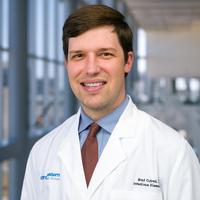 """Dr. James """"Brad"""" Cutrell, M.D."""