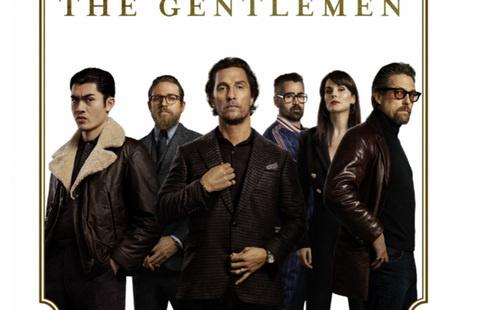 ASUOP Virtual Film Series   The Gentlemen