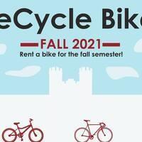 reCycle Bike Distribution Flyer