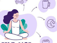 Thrive: Taking Care of YourSELF - Sleep, Exercise, Love & Food