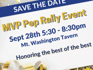 3rd Annual MVP Event!