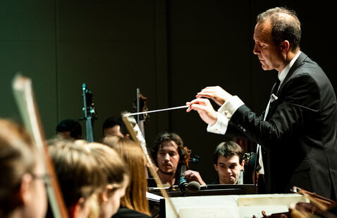 Around the World—Henry Mancini Institute Orchestra