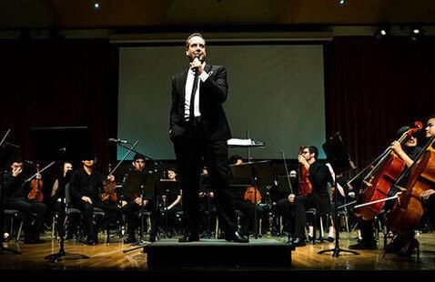 The Other Bernstein: Elmer Bernstein at 100—Henry Mancini Institute Orchestra