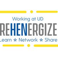 Working at UD ReHENergize logo