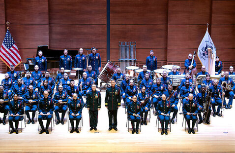 US Coast Guard Band