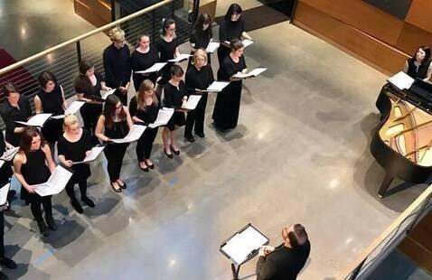Spring Chorus & Collegium Concert