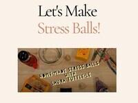 #TakeCareOfYouGSU on @BeWellPanthers YouTube: Let's Make Stress Balls