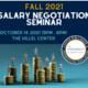Salary Negotiation Seminar