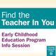 Find the Teacher In You