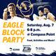 Eagle Block Party