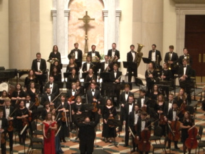 College Symphony Orchestra Concert - Parents Weekend