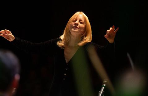 Maria Schneider Celebrates Earth Day!—Henry Mancini Institute Orchestra